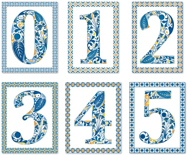 les nombres en portugais - compter en portugais