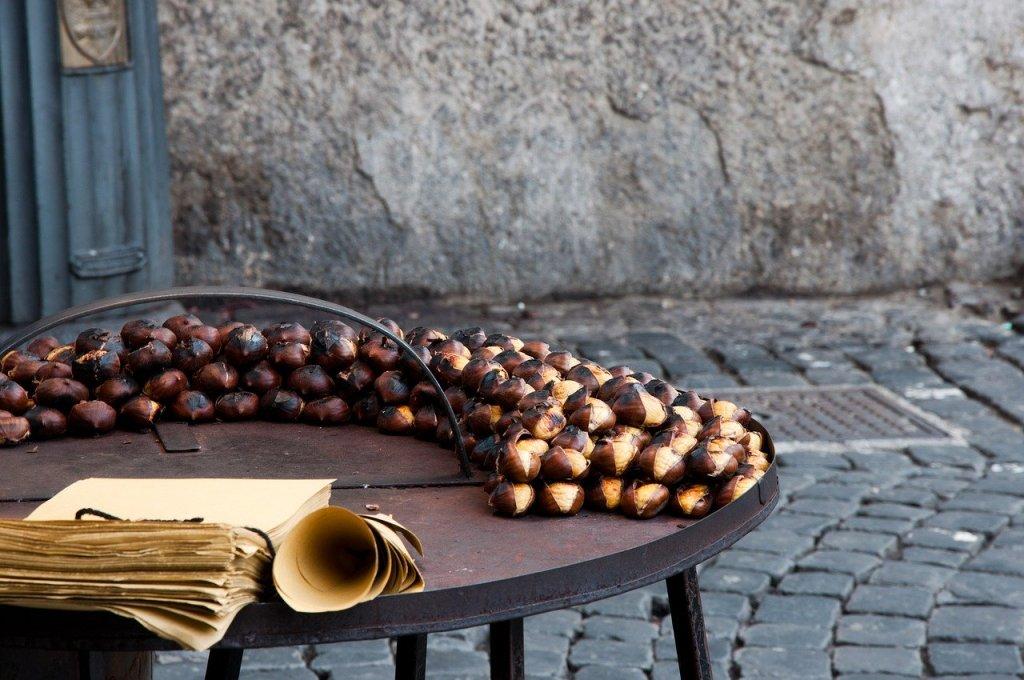 la fête de la Saint-Martin et de la châtaigne au Portugal