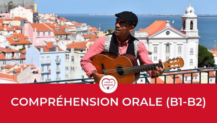 Améliorez votre compréhension orale en portugais européen : Cours en ligne de niveau intermédiaire - Aide méthodologique et vidéos authentiques pour mieux comprendre le portugais européen parlé par des natifs