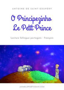 Le petit prince - lecture bilingue portugais-français